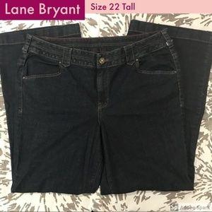 Lane Bryant EUC Size 22 Jeans (TALL)